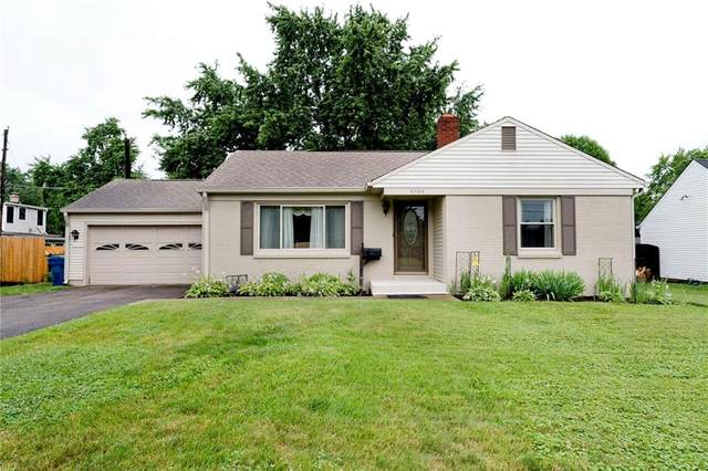 6304 N Keystone Avenue, Indianapolis, IN 46220 (MLS #21797434) :: The Indy Property Source