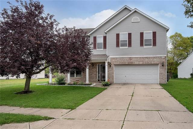 5859 Mill Oak Drive, Noblesville, IN 46062 (MLS #21797444) :: Mike Price Realty Team - RE/MAX Centerstone