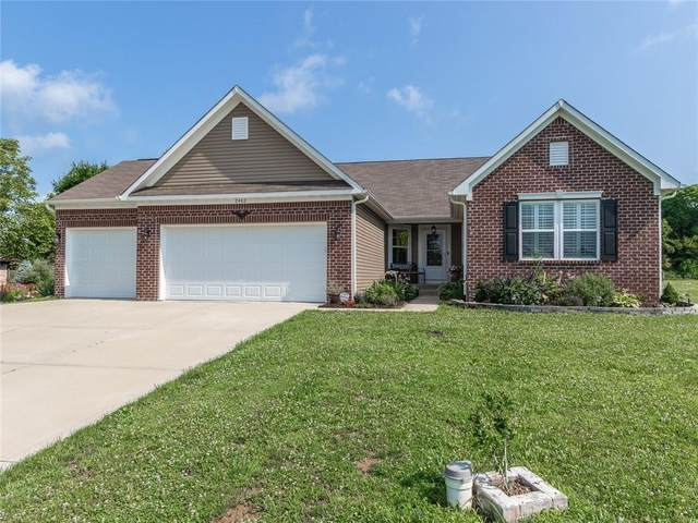 2482 E Hickory Boulevard, Greenfield, IN 46140 (MLS #21797454) :: Dean Wagner Realtors