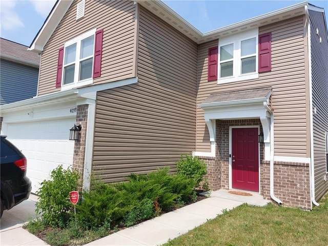 4059 Tahoe Drive, Indianapolis, IN 46235 (MLS #21797466) :: Mike Price Realty Team - RE/MAX Centerstone