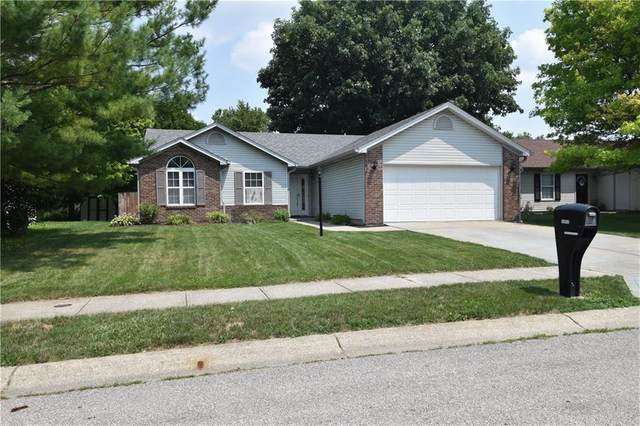 12652 Roan Lane, Indianapolis, IN 46236 (MLS #21797483) :: Mike Price Realty Team - RE/MAX Centerstone