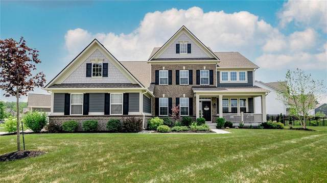 16563 Maines Valley Drive, Noblesville, IN 46062 (MLS #21797487) :: Mike Price Realty Team - RE/MAX Centerstone