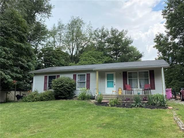 2849 W Edinburgh Drive, Crawfordsville, IN 47933 (MLS #21797490) :: Anthony Robinson & AMR Real Estate Group LLC