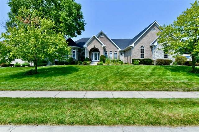 722 Willow Pointe South Drive, Plainfield, IN 46168 (MLS #21797495) :: Pennington Realty Team