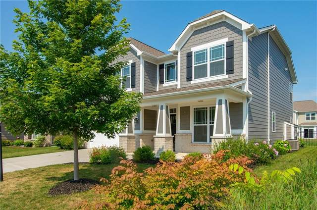 6374 Silver Leaf Drive, Zionsville, IN 46077 (MLS #21797515) :: Heard Real Estate Team | eXp Realty, LLC