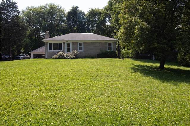 7040 Barth Avenue, Indianapolis, IN 46227 (MLS #21797526) :: Mike Price Realty Team - RE/MAX Centerstone