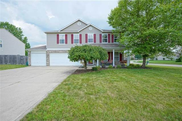 13011 Coyote, Fishers, IN 46038 (MLS #21797571) :: Mike Price Realty Team - RE/MAX Centerstone