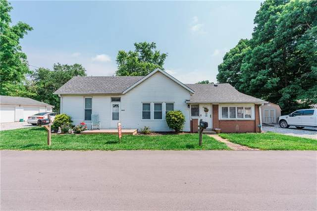 9104 Hamilton Avenue, Indianapolis, IN 46234 (MLS #21797576) :: The Indy Property Source