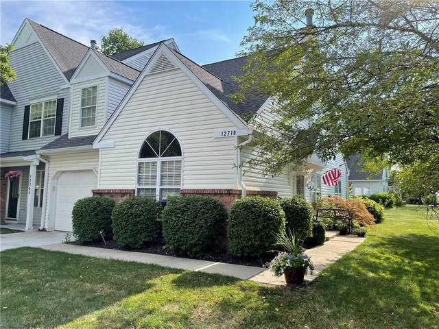 12710 Brewton Street, Fishers, IN 46038 (MLS #21797588) :: Anthony Robinson & AMR Real Estate Group LLC