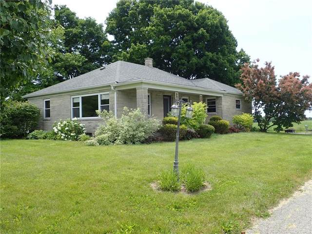 4123 E Us Highway 136 Highway E, Pittsboro, IN 46167 (MLS #21797599) :: Mike Price Realty Team - RE/MAX Centerstone