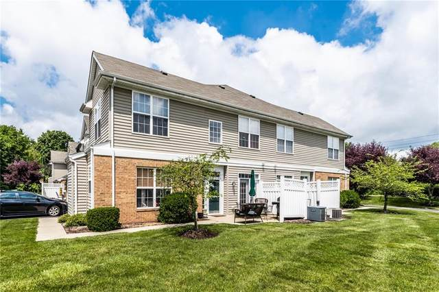 2314 Brightwell Place, Indianapolis, IN 46260 (MLS #21797610) :: Heard Real Estate Team   eXp Realty, LLC