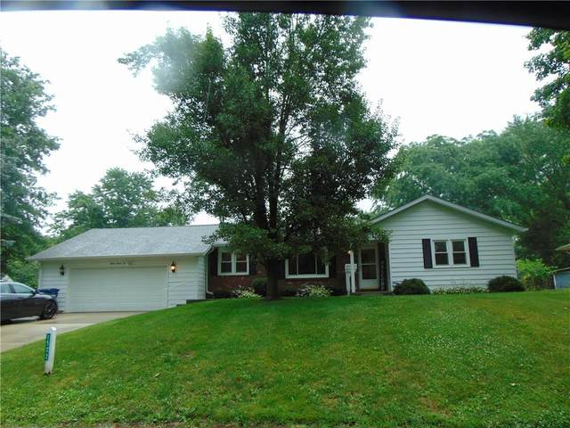 1522 Daleville Avenue, Anderson, IN 46012 (MLS #21797614) :: Mike Price Realty Team - RE/MAX Centerstone