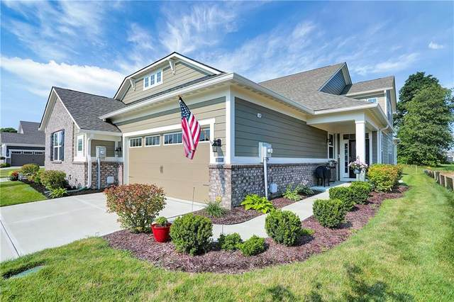 4888 Eldon Drive, Noblesville, IN 46062 (MLS #21797638) :: David Brenton's Team