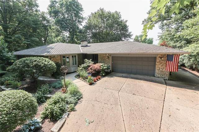 435 Mellowood Drive, Indianapolis, IN 46217 (MLS #21797681) :: Pennington Realty Team