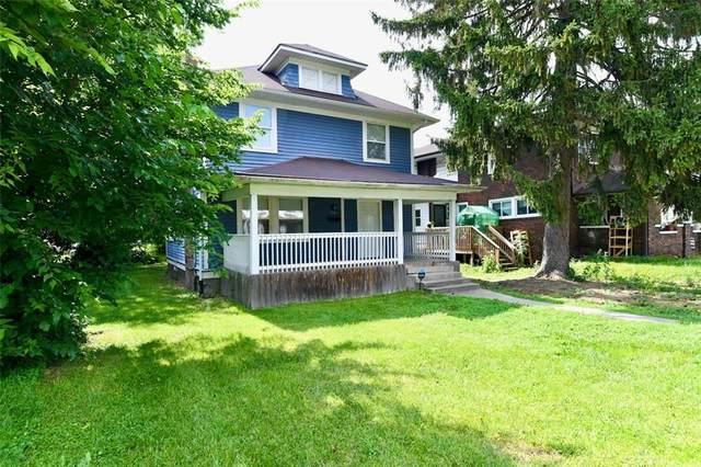 3366 N College Avenue, Indianapolis, IN 46205 (MLS #21797695) :: Heard Real Estate Team | eXp Realty, LLC