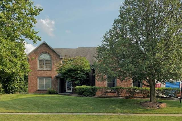 10709 Birch Tree Lane, Lawrence, IN 46236 (MLS #21797699) :: Mike Price Realty Team - RE/MAX Centerstone
