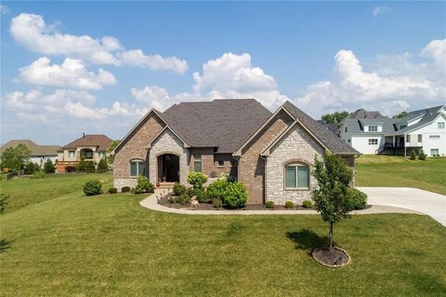 2913 Aldersgate Drive, Greenwood, IN 46143 (MLS #21797709) :: The Indy Property Source