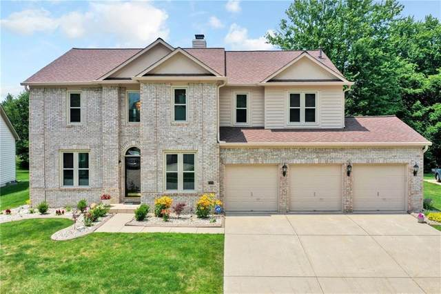 3590 Inverness Boulevard, Carmel, IN 46032 (MLS #21797727) :: AR/haus Group Realty