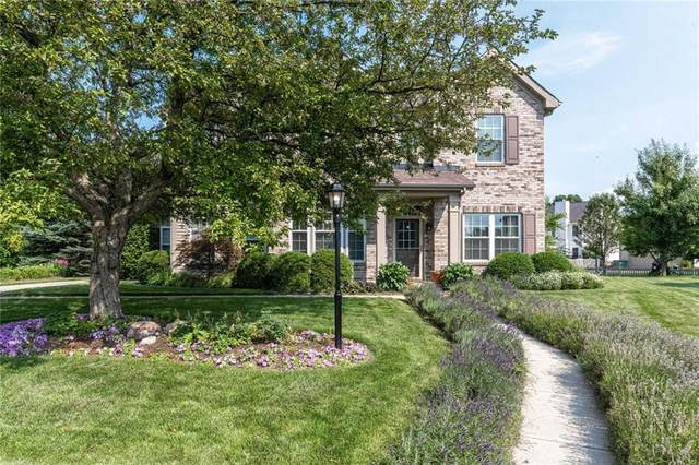 11419 Little Rock Court, Fishers, IN 46037 (MLS #21797737) :: AR/haus Group Realty