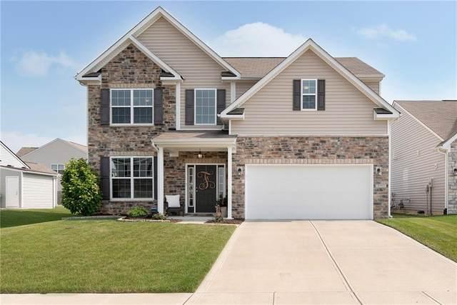 5753 Bluff View Lane, Whitestown, IN 46075 (MLS #21797739) :: Heard Real Estate Team | eXp Realty, LLC