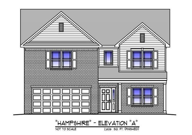 4556 W Lakeway Drive, New Palestine, IN 46163 (MLS #21797751) :: The Indy Property Source