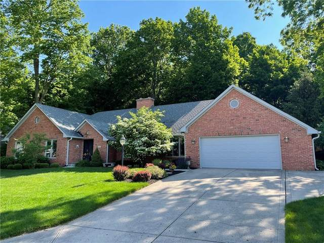 9225 Eastwind Drive, Indianapolis, IN 46256 (MLS #21797755) :: Pennington Realty Team
