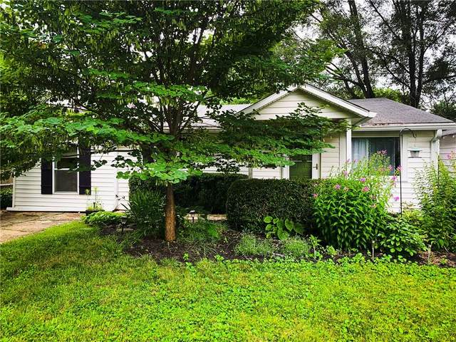 1504 N Gladstone Avenue, Columbus, IN 47201 (MLS #21797764) :: The Indy Property Source