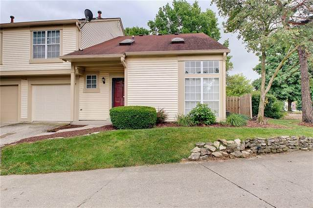6402 Bayside South Drive, Indianapolis, IN 46250 (MLS #21797773) :: Mike Price Realty Team - RE/MAX Centerstone
