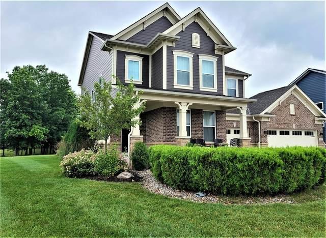 6062 Harvest Moon Lane, Brownsburg, IN 46112 (MLS #21797786) :: Ferris Property Group