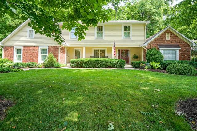 70 E Greyhound Pass, Carmel, IN 46032 (MLS #21797793) :: Mike Price Realty Team - RE/MAX Centerstone