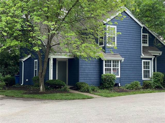 7874 Harbour Isle, Indianapolis, IN 46240 (MLS #21797818) :: Heard Real Estate Team   eXp Realty, LLC