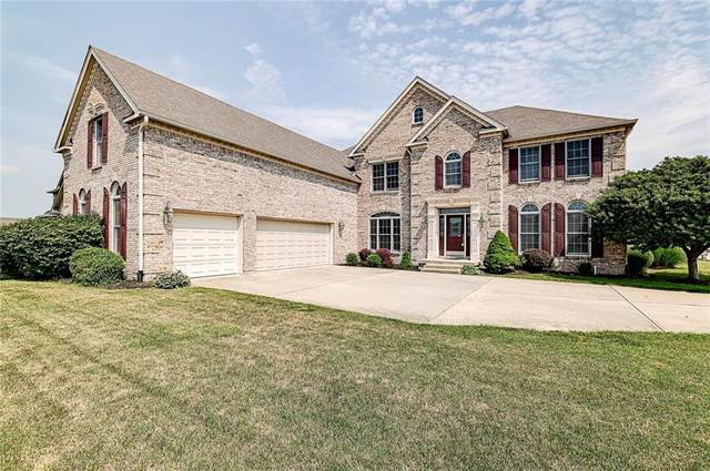 316 Spyglass Court, Lebanon, IN 46052 (MLS #21797820) :: The Indy Property Source