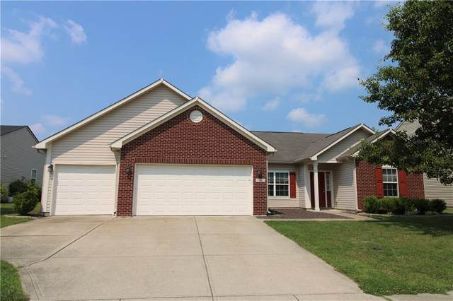 5312 Sandwood Drive, Indianapolis, IN 46235 (MLS #21797829) :: Mike Price Realty Team - RE/MAX Centerstone