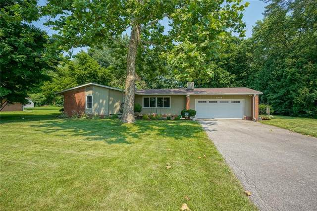 6313 Hazelwood Avenue, Indianapolis, IN 46260 (MLS #21797839) :: The Evelo Team