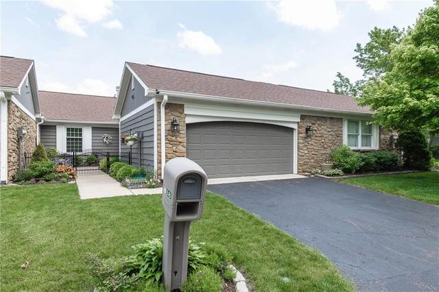 3438 Admiralty Lane, Indianapolis, IN 46240 (MLS #21797856) :: The Indy Property Source