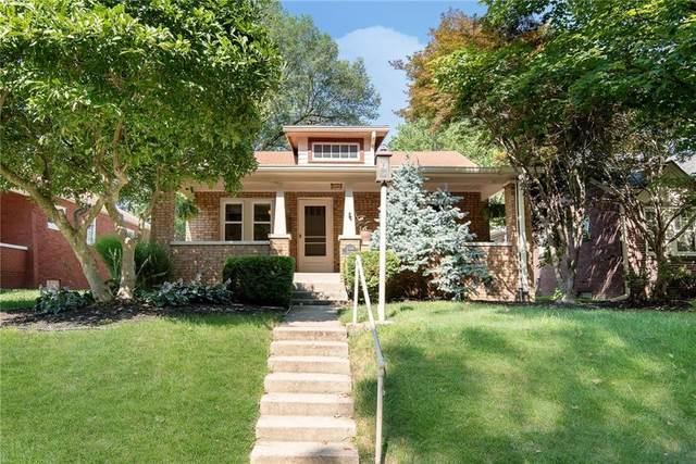 5944 Evanston Avenue, Indianapolis, IN 46220 (MLS #21797861) :: Heard Real Estate Team | eXp Realty, LLC