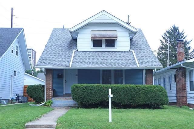 3963 N Kenwood Avenue, Indianapolis, IN 46208 (MLS #21797862) :: AR/haus Group Realty