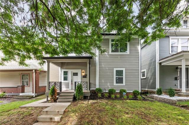 252 N Arsenal Avenue, Indianapolis, IN 46201 (MLS #21797875) :: Anthony Robinson & AMR Real Estate Group LLC