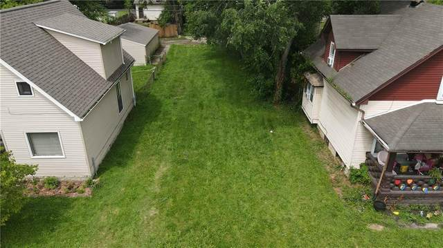 434 N Lasalle Street, Indianapolis, IN 46201 (MLS #21797886) :: Mike Price Realty Team - RE/MAX Centerstone