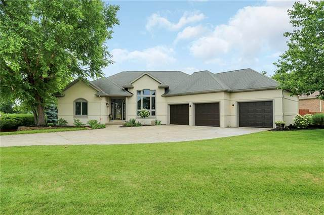 6019 Red Fox Road, Pendleton, IN 46064 (MLS #21797893) :: Mike Price Realty Team - RE/MAX Centerstone