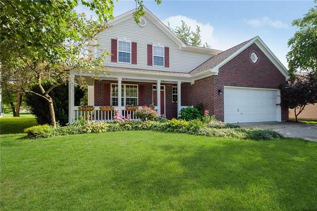 10205 Bootham Close, Fishers, IN 46038 (MLS #21797913) :: Mike Price Realty Team - RE/MAX Centerstone