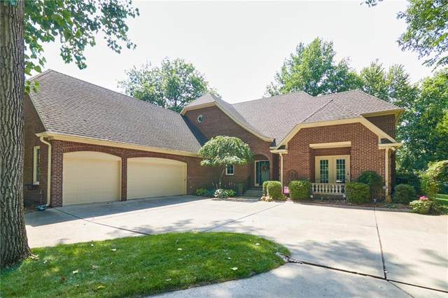 5786 E Fall Creek Parkway Drive N, Indianapolis, IN 46226 (MLS #21797925) :: Richwine Elite Group