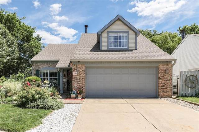 237 S Lake Point Lane S, Greenwood, IN 46142 (MLS #21797941) :: Mike Price Realty Team - RE/MAX Centerstone