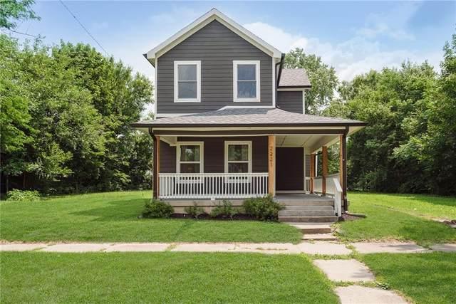 2221 Carrollton Avenue, Indianapolis, IN 46205 (MLS #21797969) :: Heard Real Estate Team | eXp Realty, LLC