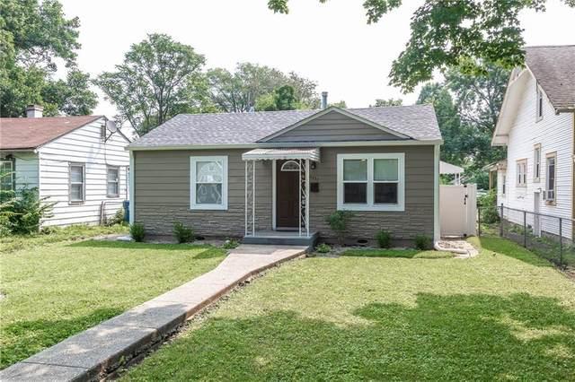 4437 Ralston Avenue, Indianapolis, IN 46205 (MLS #21797972) :: Richwine Elite Group