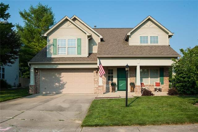 3623 Homestead Place, Plainfield, IN 46168 (MLS #21797978) :: AR/haus Group Realty