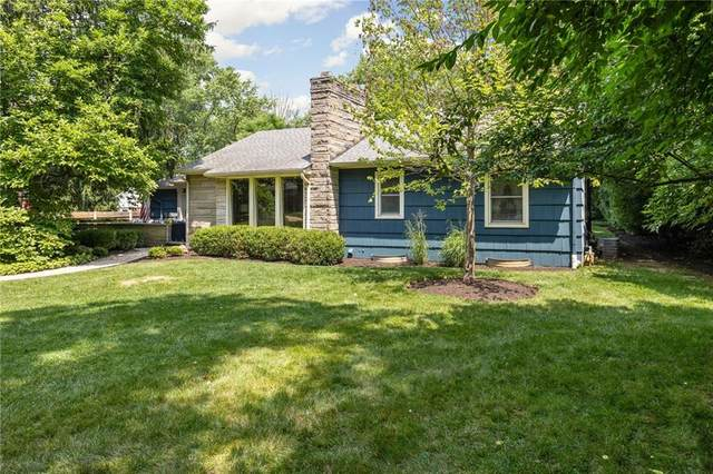 4758 E 64th Street, Indianapolis, IN 46220 (MLS #21798021) :: Mike Price Realty Team - RE/MAX Centerstone