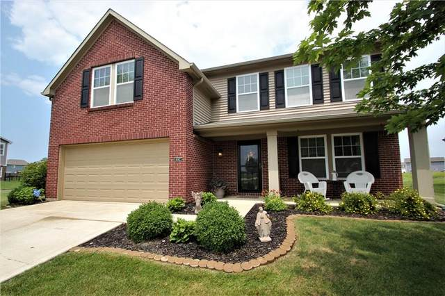 6082 W Jamison Drive, Mccordsville, IN 46055 (MLS #21798022) :: Mike Price Realty Team - RE/MAX Centerstone