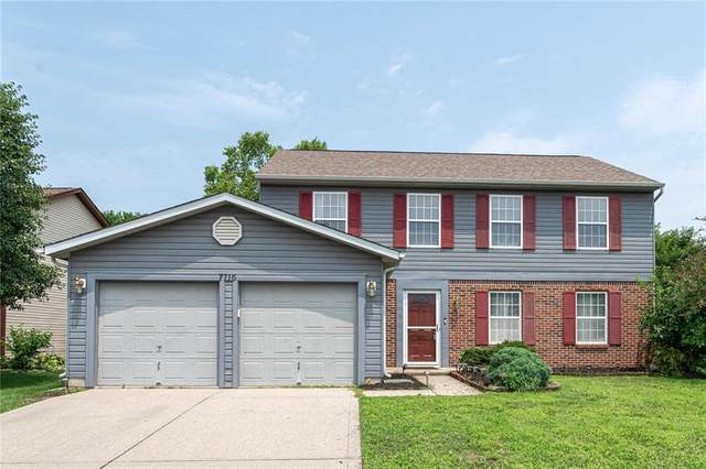7716 Gullit Way, Indianapolis, IN 46214 (MLS #21798030) :: Mike Price Realty Team - RE/MAX Centerstone