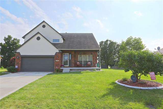 2210 Valley Creek West Lane, Indianapolis, IN 46229 (MLS #21798037) :: AR/haus Group Realty